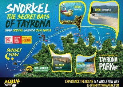 snorkel-parque tayrona-aquasport-santa marta-scubadiving